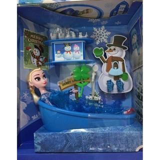 Đồ chơi nhà tắm cho Công chúa Elsa – 6675