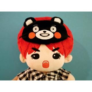 Doll V tóc đỏ nhóm BTS 20cm búp bê V nhóm BTS