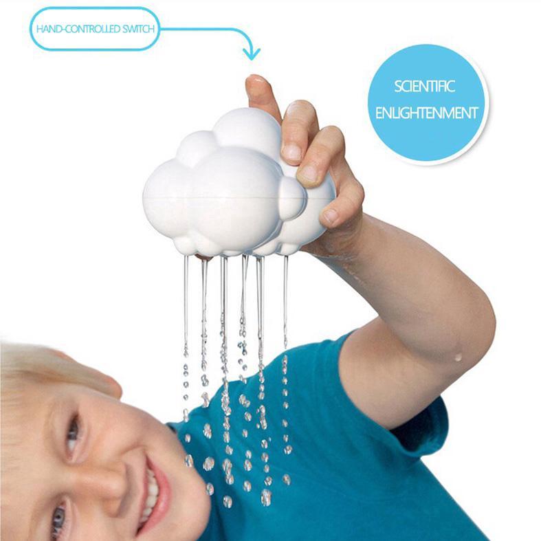 Đồ chơi phòng tắm hình đám mây cho bé