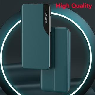 Bao da điện thoại từ thông minh chống sốc cho Samsung Galaxy Note 20 Note20 Ultra Matte A10 A10S A20 A30 A20S A40 A21S