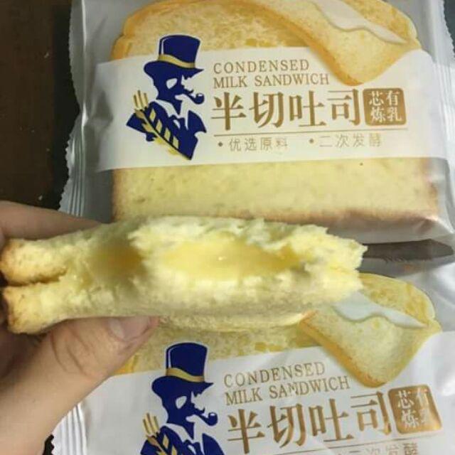 Bánh Sanwich sữa