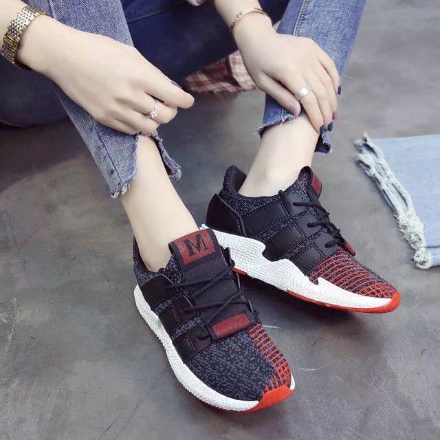 giày nữ,😍Freeship đơn 250k🎁/giày sneaker nữ giá rẻ, giày thể thao nữ đẹp, giày ulzzang nữ đế độn 2019 (KÈM ẢNH THẬT)