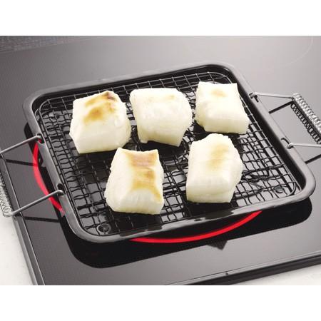 Vỉ nướng 20 x 22cm (dùng được cho bếp từ) Hàng Nhật - 3493710 , 1043301103 , 322_1043301103 , 220000 , Vi-nuong-20-x-22cm-dung-duoc-cho-bep-tu-Hang-Nhat-322_1043301103 , shopee.vn , Vỉ nướng 20 x 22cm (dùng được cho bếp từ) Hàng Nhật