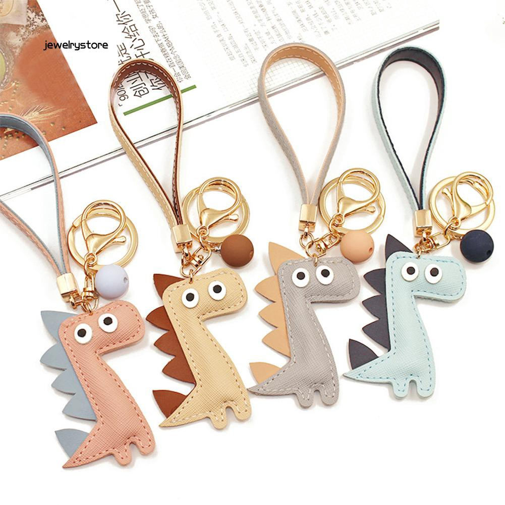 ✨SP✨ Cute Dinosaur Car Mobile Phone Hanging Pendant Ornaments Keychain Key Rings