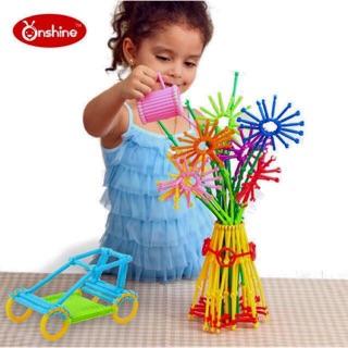 Bộ đồ chơi que xếp hình thông minh