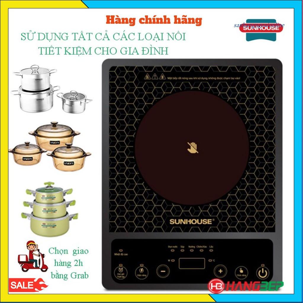 Bếp hồng ngoại cơ Sunhouse SHD6009 - hàng chính hãng