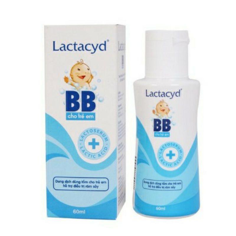 COMBO 48 chai lactacyd bb 60ml date 2022
