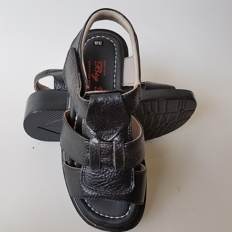 Giày SanDal Nam HKT Shop Da Bò Thật Cao Cấp SD149