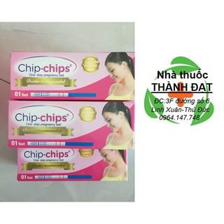 que thử thai Chip chips chipchip thumbnail