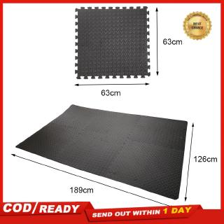 COD/READY♥ Foam Mat Puzzle Interlocking Thicken Floor Gym Mats Living Room Kids Bedroom yoga