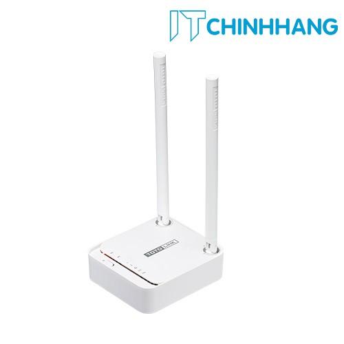 Bộ phát wifi 300Mbps TOTOLINK N200RE - V3 (Trắng) - HÃNG PHÂN PHỐI CHÍNH THỨC