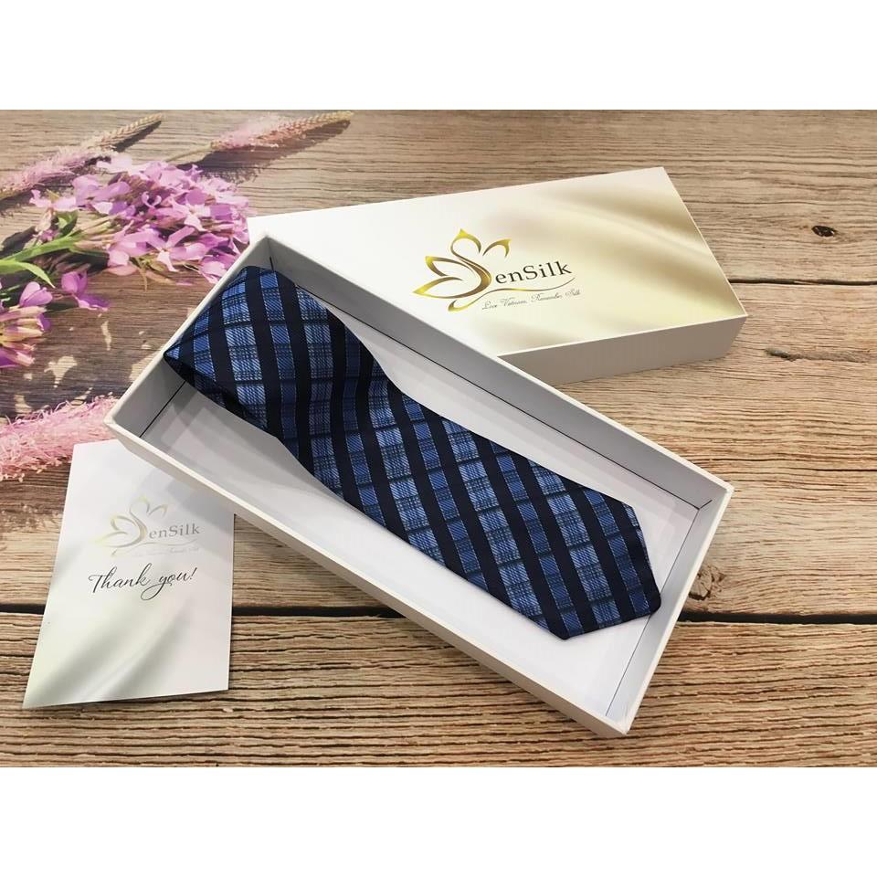 Cà Vạt Lụa SenSilk MS05 Cực Xinh
