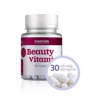 [CHÍNH HÃNG BÁN CHẠY NHẤT] Viên uống Beauty Vitamins Siberi Nga