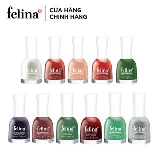 Sơn móng tay Felina 18ml - Màu sắc đa dạng