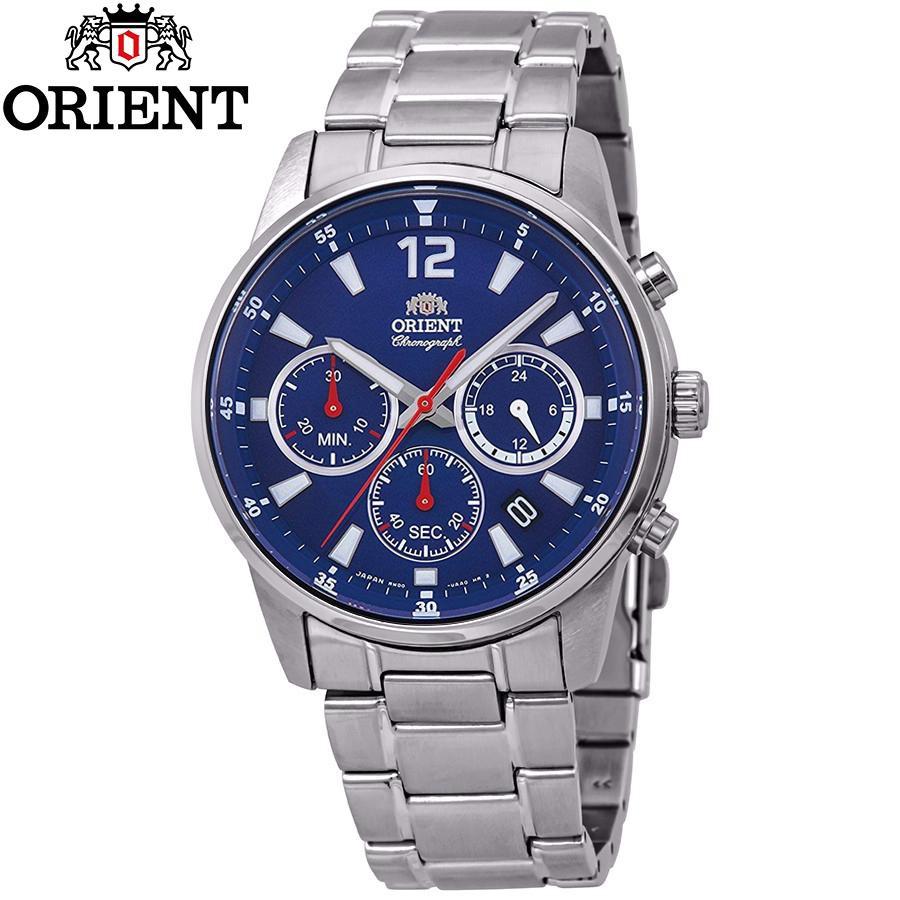 Đồng hồ nam dây kim loại Orient RA-KV0002L10B