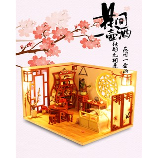 Nhà búp bê gỗ – khuê phòng của nàng tố nữ thời nhà Minh