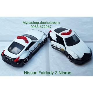 Xe mô hình tomica – Nissan Fairlady Z Nismo (xe cảnh sát)