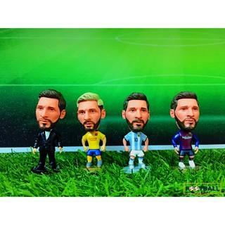Tượng cầu thủ Messi
