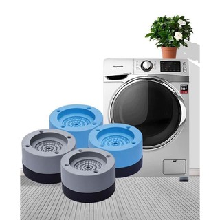 Bộ đế cao su chống rung tủ lạnh máy giặt thumbnail