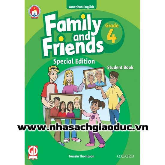 Sách - Family And Friends Special Edition Grade 4 Student Book - 9953589 , 1282759844 , 322_1282759844 , 105000 , Sach-Family-And-Friends-Special-Edition-Grade-4-Student-Book-322_1282759844 , shopee.vn , Sách - Family And Friends Special Edition Grade 4 Student Book
