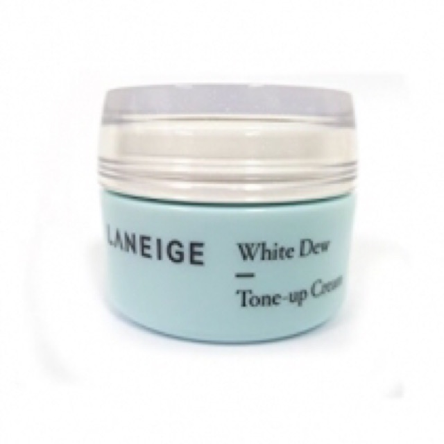Kem dưỡng trắng sáng bật tông Laneige - White Dew Tone-up Cream 10ml