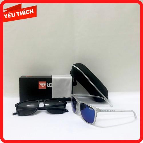 [Tặng Hộp Chống Sốc] Kính Mát SUPERDRY Unisex Chống Tia UV400 Siêu Nhẹ Chống Nắng