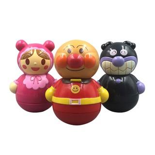 Super Cute Tumbler Sand Ball Bell Baby Toys Color Random