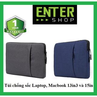 Túi chống sốc dành cho Macbook , Laptop 13.3inch và 15inch