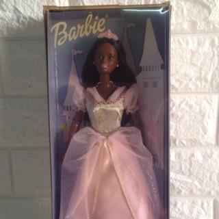 Búp bê barbie công chúa da đen