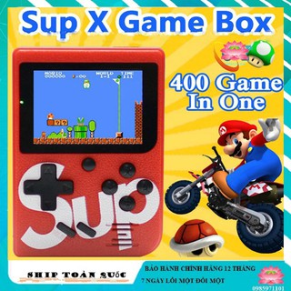 Máy Chơi Game Cầm Tay Sup Game Box 168 500 Games In 1 thumbnail