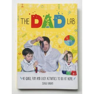 Sách The Dablab - Hướng Dẫn Làm Thí Nghiệm Cho trẻ Từ 5+ thumbnail