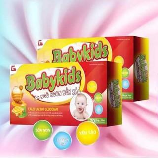 Ăn Ngon Ngủ Ngon yến Sào baby kids thumbnail
