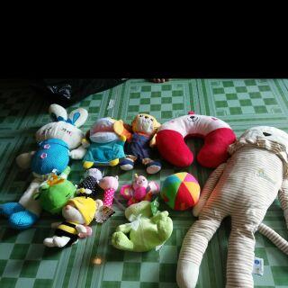 Sét đồ chơi của Nhen Đốm
