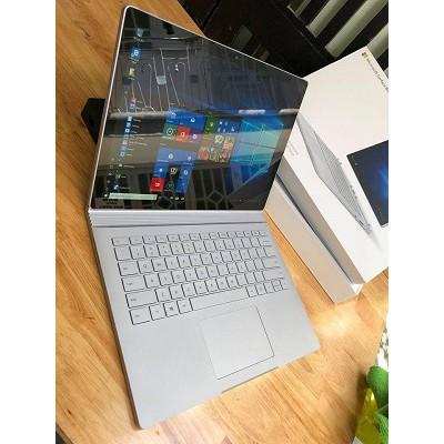 Laptop Surface Book 2, i7 8650u, 16G, SSD 512G, GTX1050, New 100%, Trả bảo hành