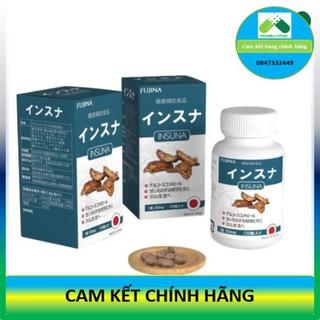 INSUNA – Viên uống hỗ trợ trị tiểu đường / đái tháo đường đến từ Nhật Bản [insuna / insunna / inssuna]! !
