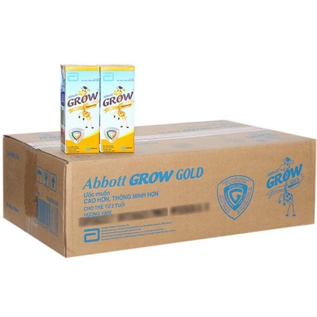 Sữa bột pha sẵn Abbott Grow Gold 180ml (2 tuổi trở lên)