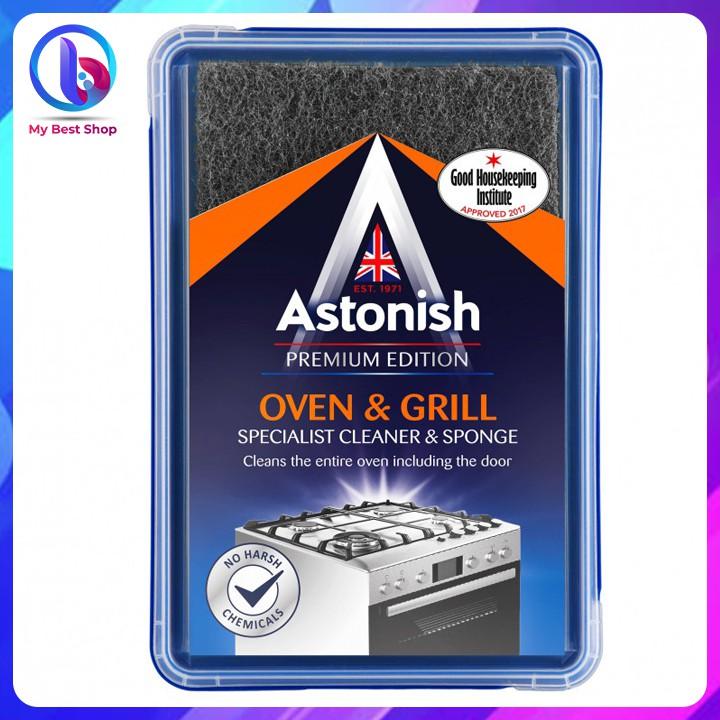 Vệ sinh lò nướng Astonish C8600 - 250g - infomybestshop