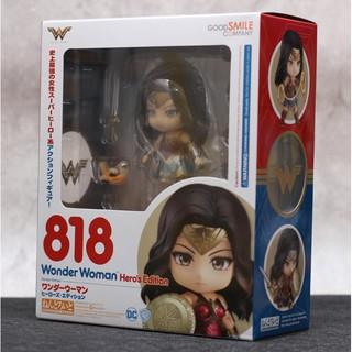 Mô hình Nendoroid Wonder Women #818