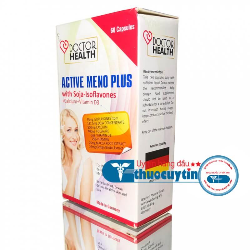 Active Meno Plus viên uống cân bằng nội tiết tố