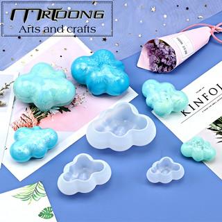 Khuôn silicon mô hình đám mây