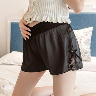 Loose Maternity Women Underwear Thin Leggings Fashion Safety Pants