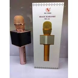 Micro karaoke kèm loa bluetooth YS11 - 10038912 , 183978750 , 322_183978750 , 420000 , Micro-karaoke-kem-loa-bluetooth-YS11-322_183978750 , shopee.vn , Micro karaoke kèm loa bluetooth YS11