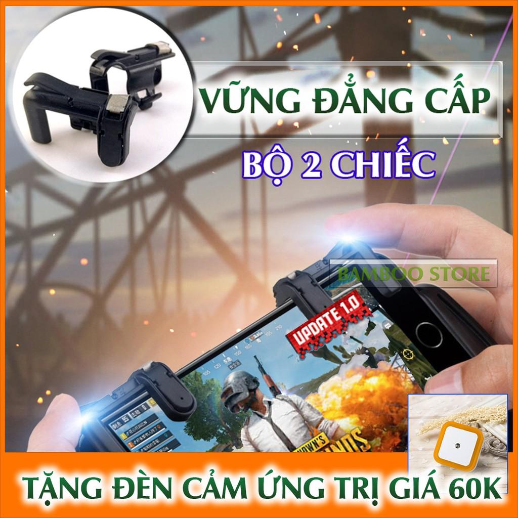 Bộ 2 nút chơi game PUBG Mobile K01 : Siêu nhạy + Tặng đèn cảm ứng trị giá 60k - 2977733 , 1097829925 , 322_1097829925 , 190000 , Bo-2-nut-choi-game-PUBG-Mobile-K01-Sieu-nhay-Tang-den-cam-ung-tri-gia-60k-322_1097829925 , shopee.vn , Bộ 2 nút chơi game PUBG Mobile K01 : Siêu nhạy + Tặng đèn cảm ứng trị giá 60k