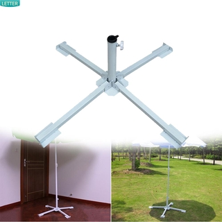 LETTER🌟 Large Outdoor Garden Patio Sun Shade Folding Beach Umbrella Stand