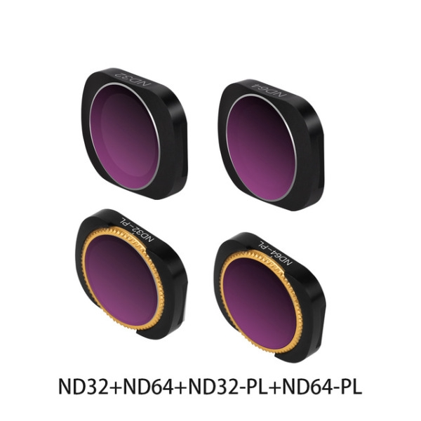 MCUV CPL NDPL ND64-PL ND32-PL ND4 ND8 Camera Lens Filter Kit for DJI OSMO POCKET Gimbal Accessories