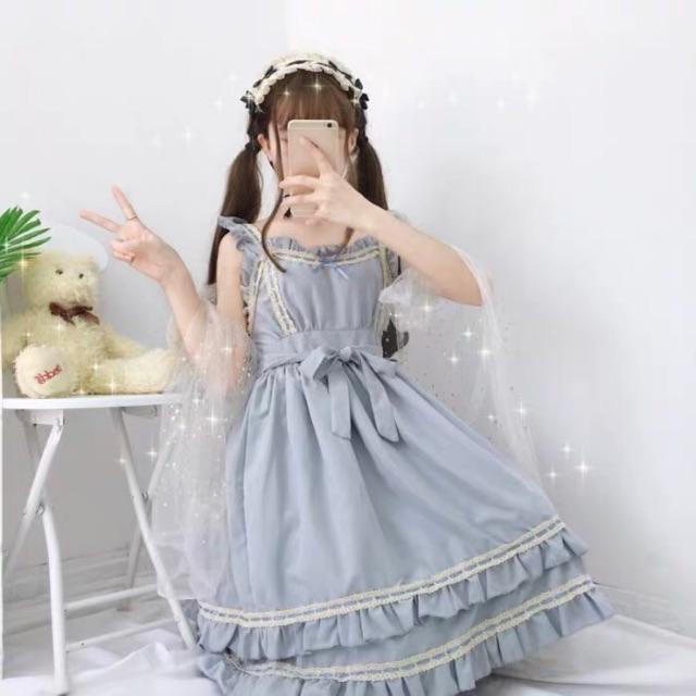 Váy lolita ( ảnh thật)