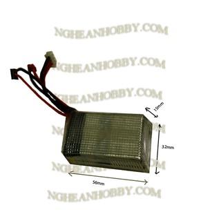 Pin Life NAH Power 2s 6.6v dành cho Rx