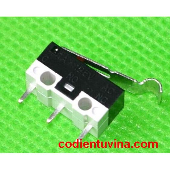 Công tắc hành trinh MK7 / MK8 cho máy in 3D - 3453329 , 827043134 , 322_827043134 , 2000 , Cong-tac-hanh-trinh-MK7--MK8-cho-may-in-3D-322_827043134 , shopee.vn , Công tắc hành trinh MK7 / MK8 cho máy in 3D