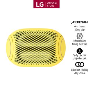 Loa Bluetooth di động LG XBOOMGo PL2S - Hàng chính hãng thumbnail