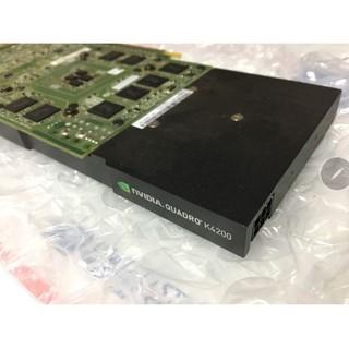 Card đồ hoạ Nvidia Quadro K4200 4Gb GDDR5 256bit chuyên đồ hoạ.